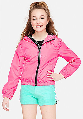 363a5a77004e Girls  Outerwear   Casual Jackets  Bombers