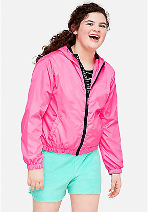 fe906740bd68 Girls  Plus Size Outerwear