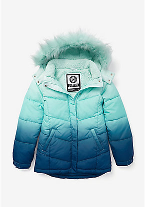 Ombre Puffer