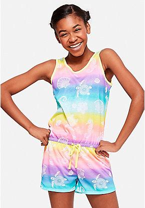 e33b3431aa92 One Piece Pajamas For Girls - Emoji