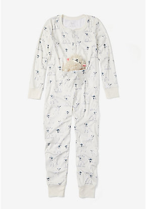 Relax I Goat This One Piece Pajamas & Plush