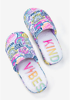 Sticker Slippers