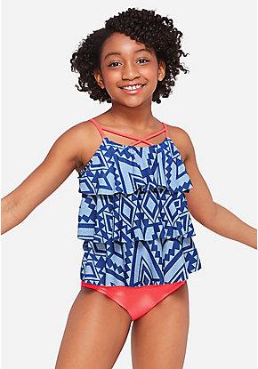 b77cbf35ed Tween Girls' Swimwear & Cute Bathing Suit Styles | Justice