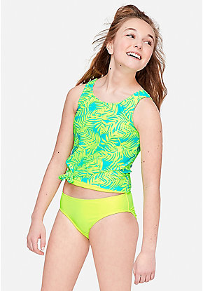 c37d6f2725 Tween Girls' Tankini Bathing Suits & Tankini Swim Tops | Justice
