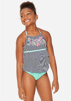 d63ebd92706 Tween Girls' Tankini Bathing Suits & Tankini Swim Tops | Justice