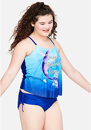 Do Mermaid Things Flutter Tankini