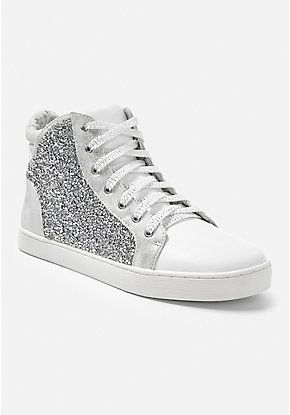 Shimmer & Shine High Top Sneaker