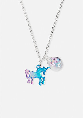 Shaky Unicorn Necklace