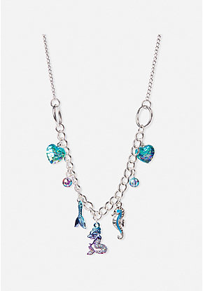 Ocean Magic Charm Necklace