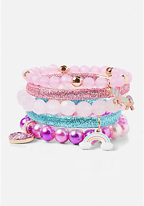 Purple Magic Bracelet - 5 Pack