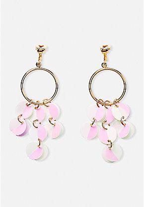 Girls Earrings Stud Dangle Earrings Justice