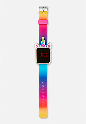Unicorn LED Watch
