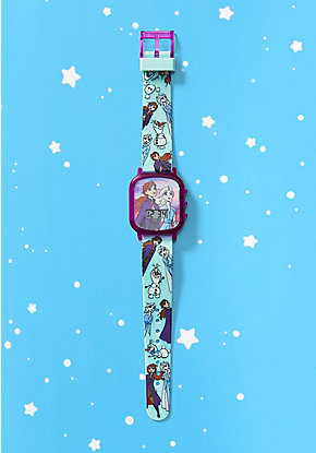 2-Count Disney Frozen LED Watch