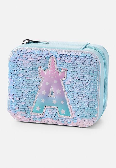 Cute Collectable Rainbow Unicorn Trinket Box