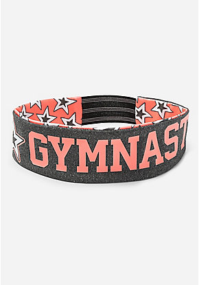 Gymnastics Reversible Headwrap