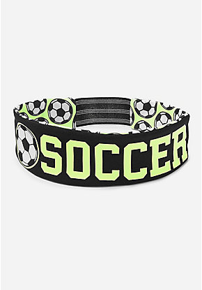 Soccer Reversible Headwrap