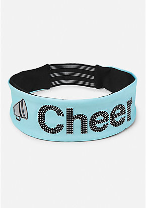 Cheer Shimmer Headwrap