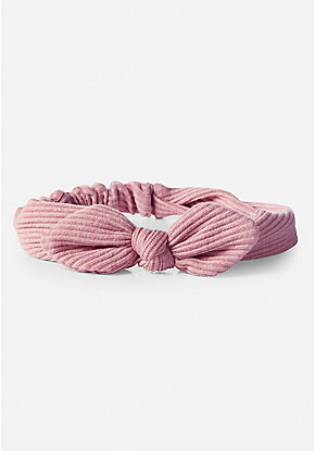 Snuggly Soft Twist Headwrap