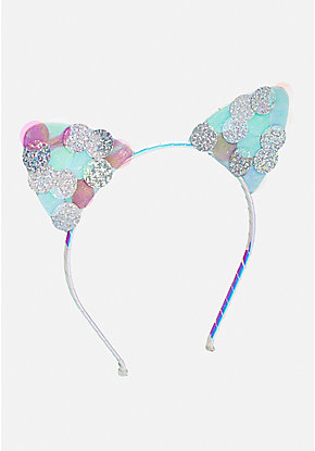 Shimmer Dot Car Ear Headband