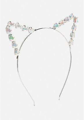 Gem Ear Cat Headband