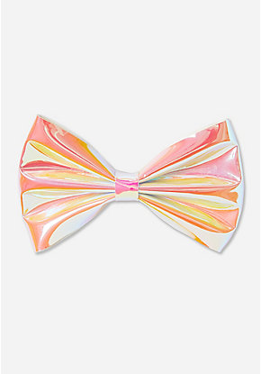 Holo Hair Bow
