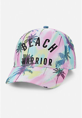 Beach Warrior Baseball Cap 84d08088a23c