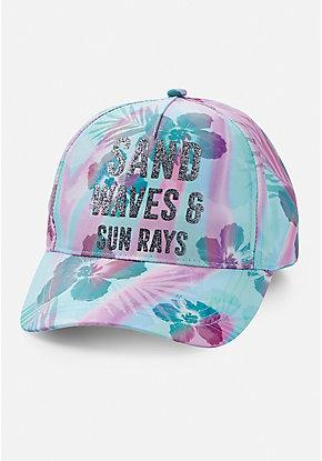 eab52054d08 Sand Waves   Sun Rays Baseball Cap