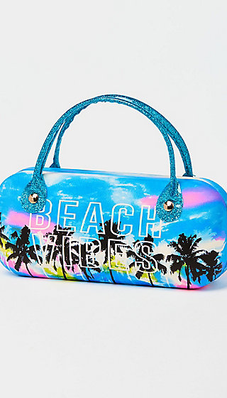Beach Vibes Color Changing Glasses Case