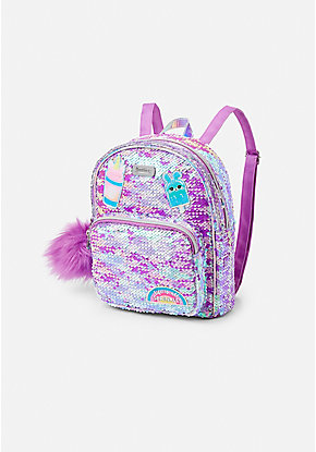 2d4baa02fa Sweet Treat Flip Sequin Mini Backpack