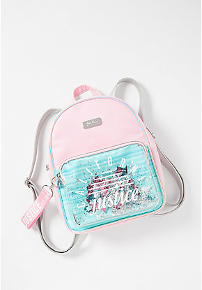 Color Changing Shaky Mini Backpack