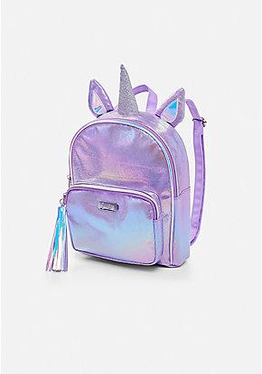 0a24a730f976 Shimmer Unicorn Mini Backpack