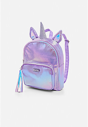 b431ab070ad1 Shimmer Unicorn Mini Backpack