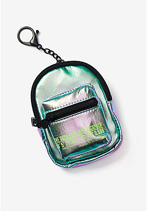 Holo Backpack Keychain