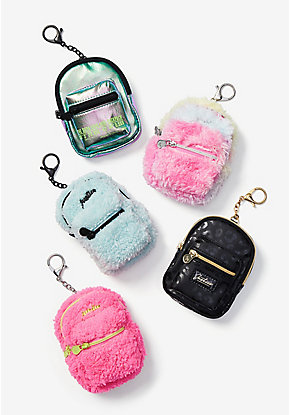 Sherpa Surprise Backpack Keychain