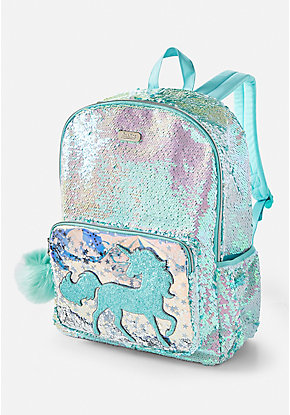 c8d28205b Girls' Backpacks & Lunch Totes | Justice