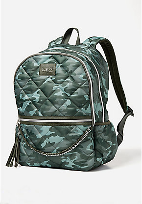 S Backpacks Lunch Totes Justice