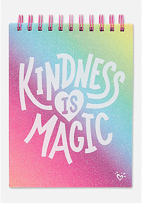 Kindness Is Magic Notebook