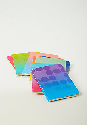 Ombre Pocket Pal Mini Journals - 8 Pack