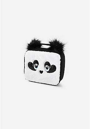8e5af411d8eb Panda Critter Lunch Tote