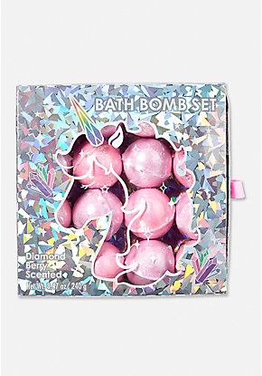 Unicorn Bath Bomb Box Set