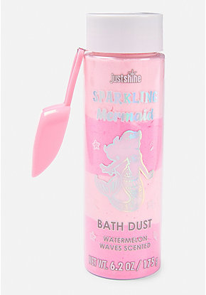 Just Shine Sparkling Mermaid Bath Dust