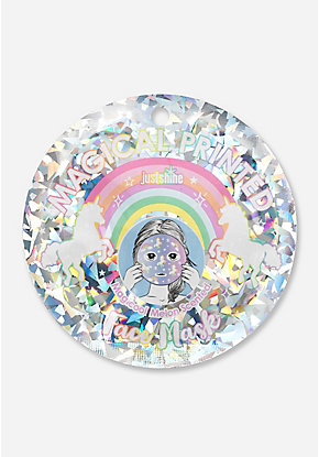Just Shine Unicorn Shimmer Peel Off Gel Mask