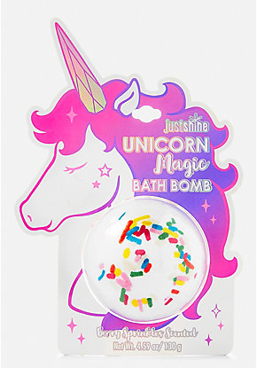 Just Shine Unicorn Magic Bath Bomb
