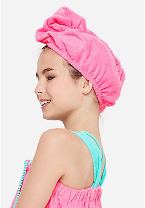 Tropical Hair Wrap