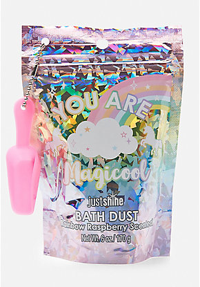 Just Shine You Are Magical Rainbow Bath Dust