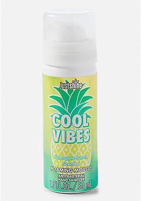 Just Shine Cool Vibes Foaming Mousse Antibac