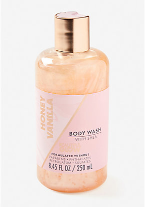 Beautiful Glow Honey Vanilla Body Wash