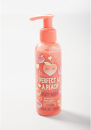 Just Shine Perfect as a Peach Body Wash