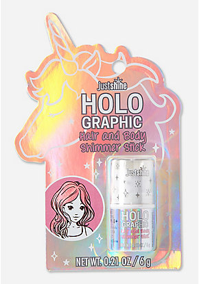 Just Shine Holographic Hair & Body Shimmer Stick