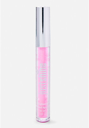 Just Shine Raspberry Lip Gloss